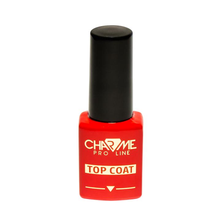 Закрепитель CHARME без липкого слоя (Top Coat Gel Polish)